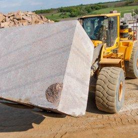 Видобуток граніту